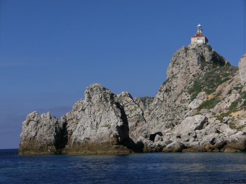 Lighthouse Palagruza