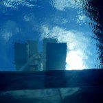 freediving v bazénu
