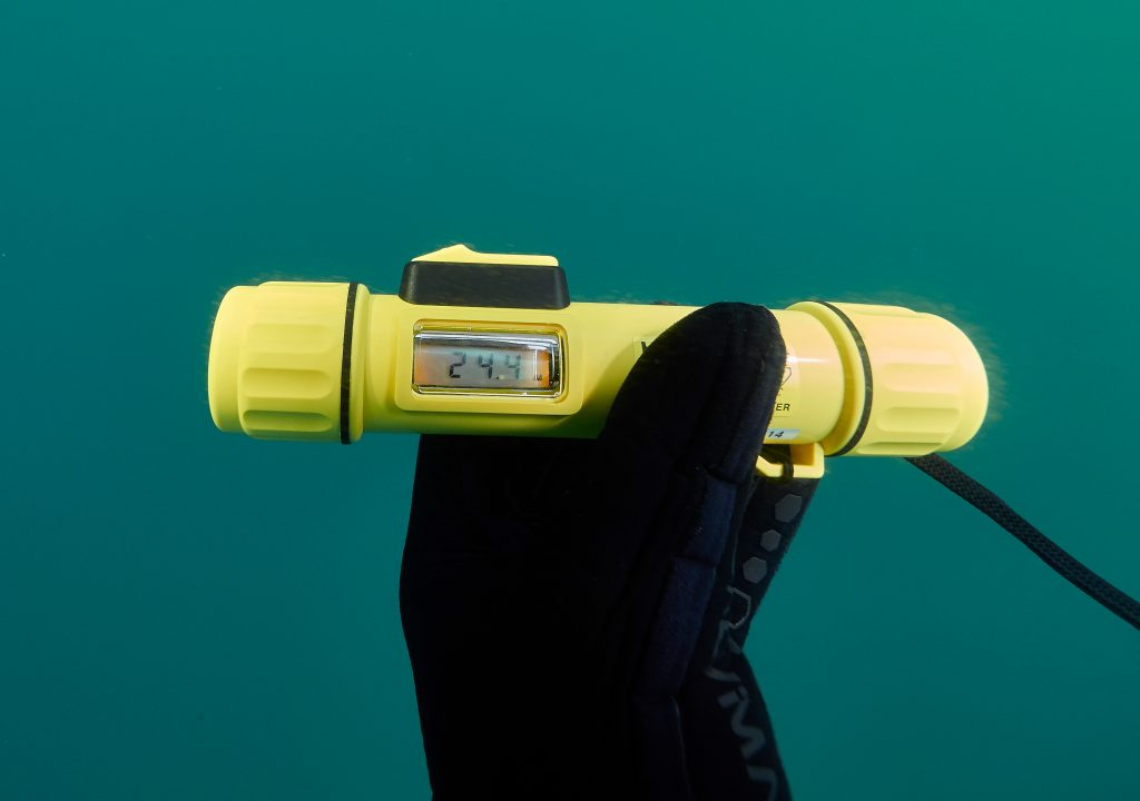 sonar HONDEX PS-7 freediving
