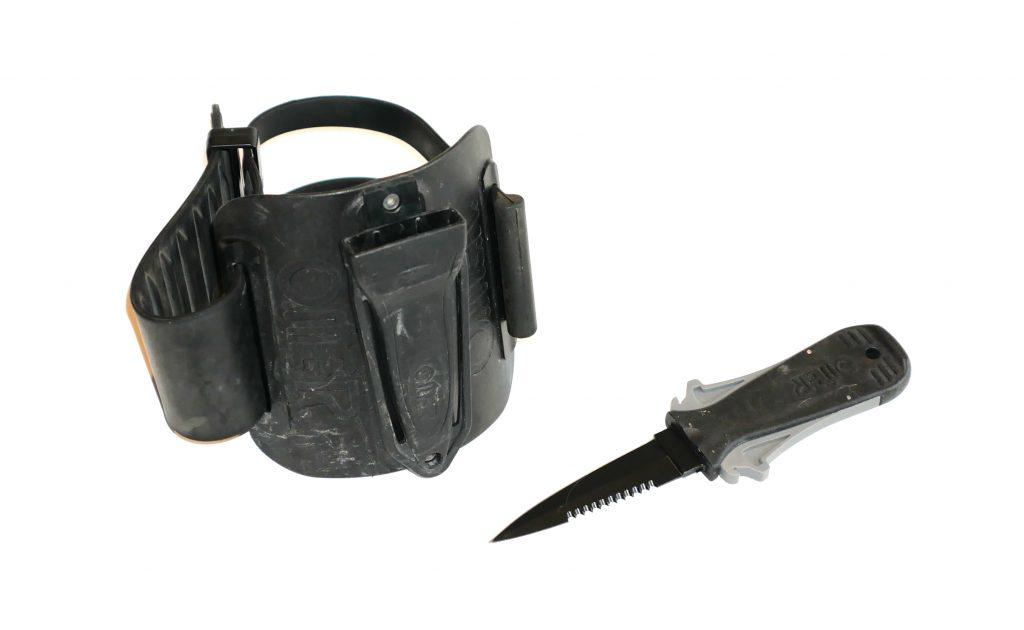 Freediving - nuz rezaček začátečník