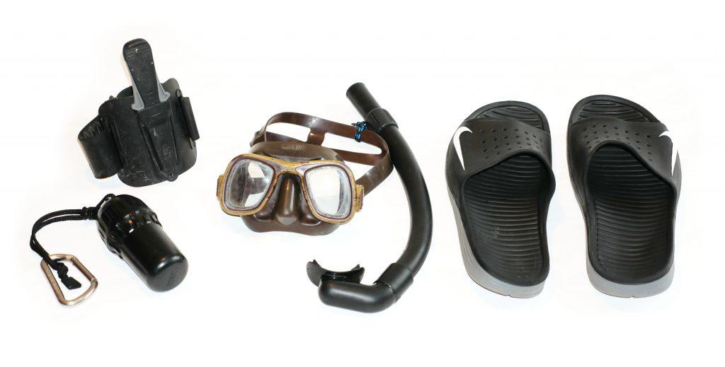 Freediving - nádechové potápění