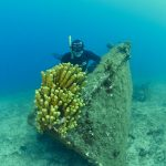 i-boot wreck freediving croatia