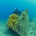 i-boot wreck freediving croatia
