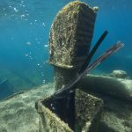 wreck michele freediving croatia
