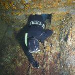 wreck michele freediving croatia