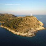 Lastovo Struga Lighthouse