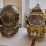 HDS CZ Neratovice Hard Hat potápění diving helmet