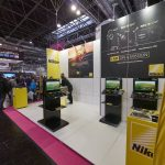 Nikon boot 2018 Düsseldorf Water Pixel World