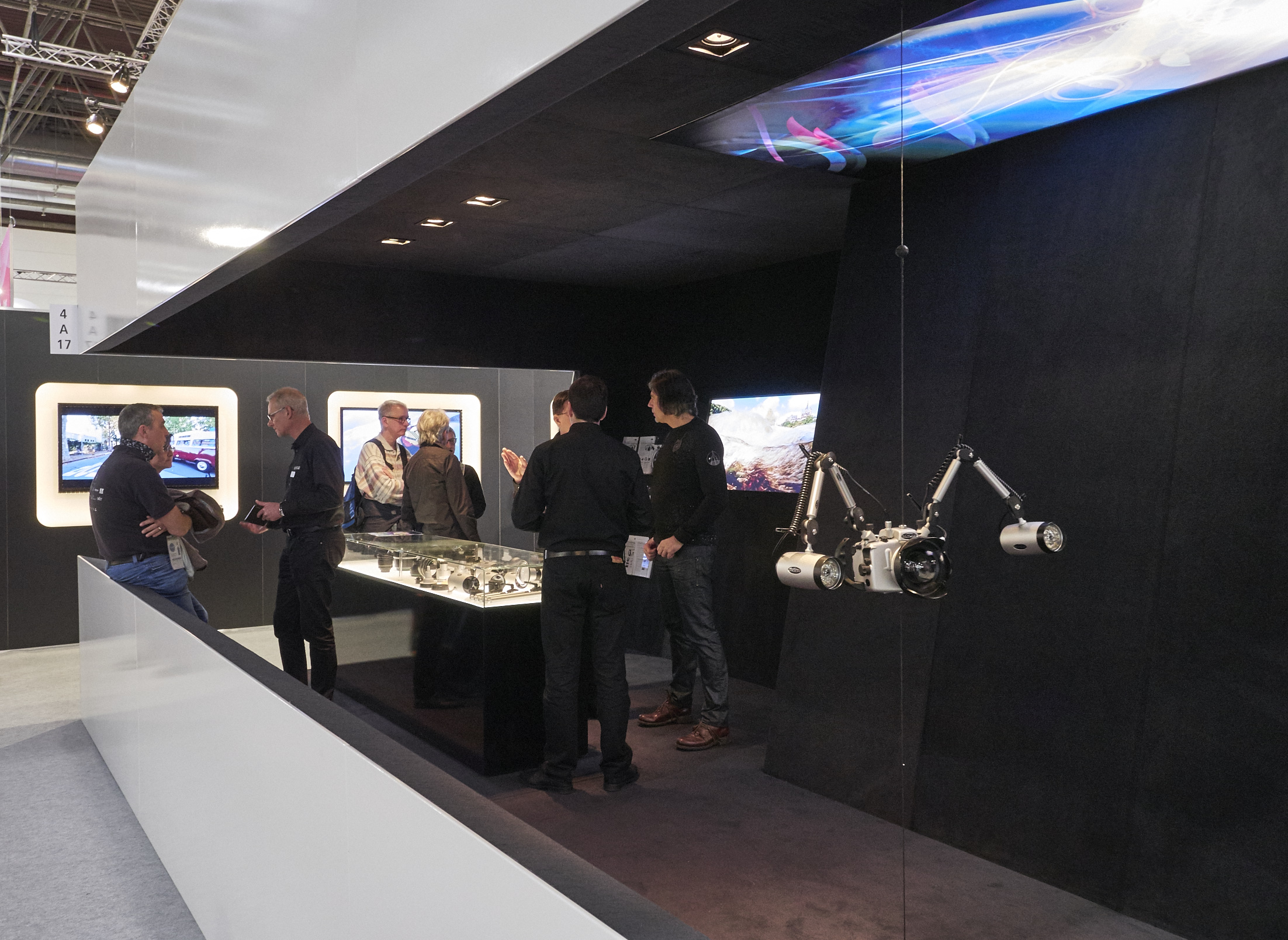 Seacam boot 2018 Düsseldorf Water Pixel World