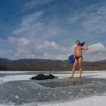 Ice Freediving