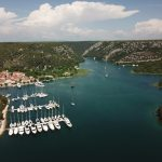 Freediving Skradin