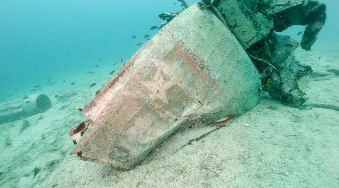 Epilog: SOKO J-21 Jastreb wreck (Rogoznica)