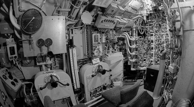 U-Boot WILHELM BAUER ex U 2540