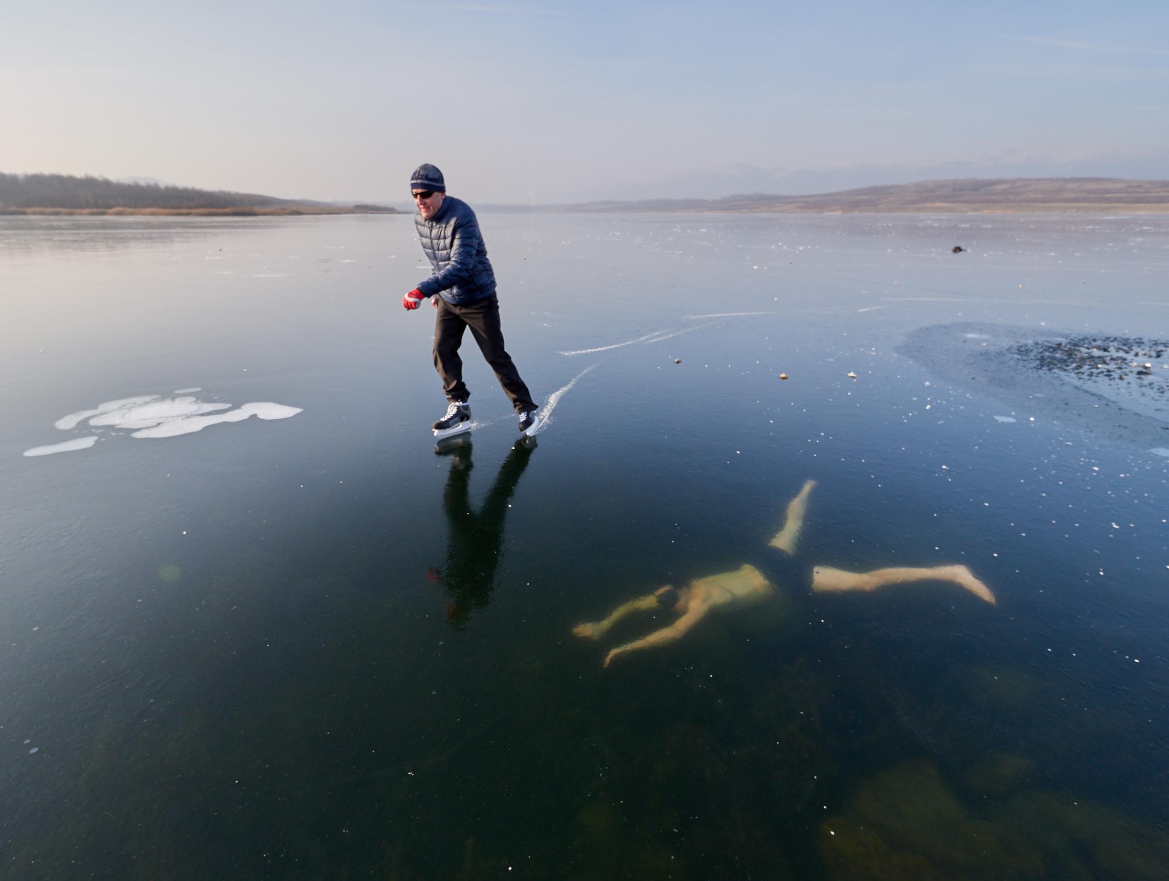 Milada Ice Freediving 2019