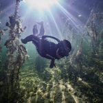 Traun / Traunfall - freediving