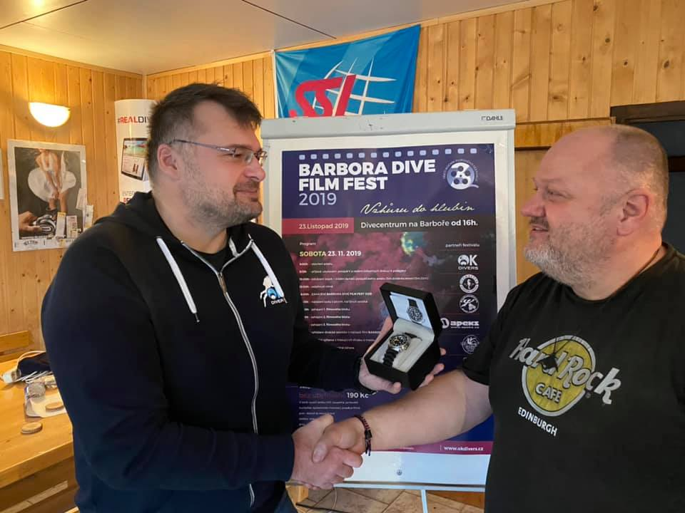 Barbora Dive Film Fest 2019 by OK Divers