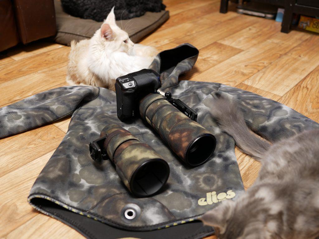 Neoprene Lens Kit