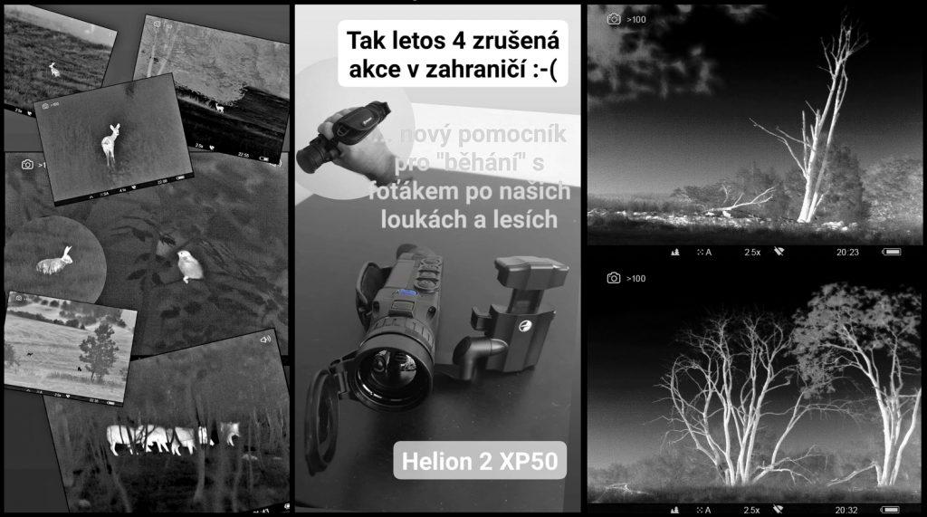 Pulsar Helion 2 XP50  XQ50F