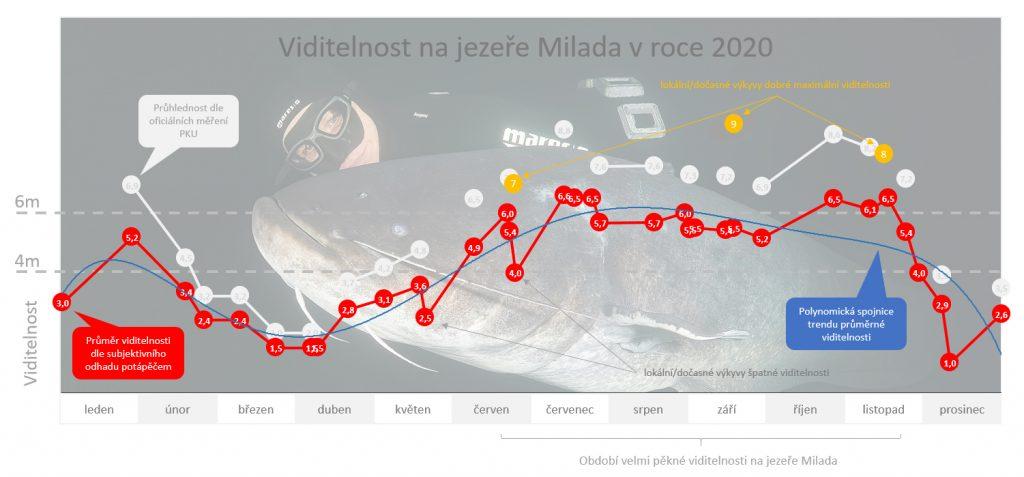Milada viditelnost report 2020
