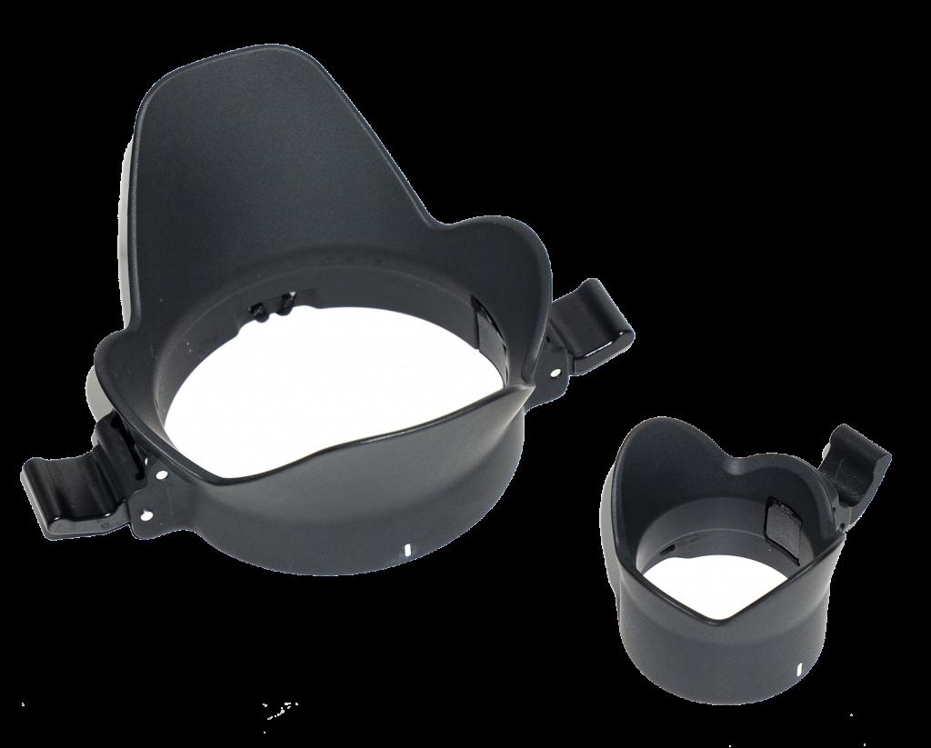 Nauticam EMWL lens hood shade objective 130 100