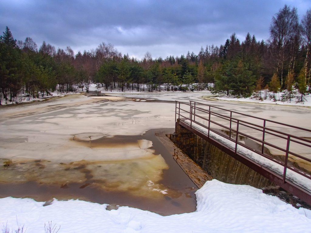 Oborský rybník
